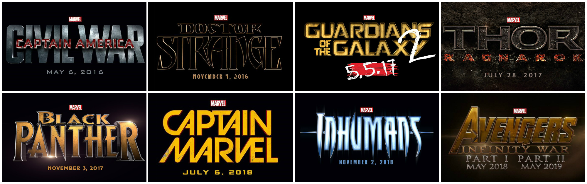 Marvel Cinematic Universe: Phase Three | Merlin's Musings