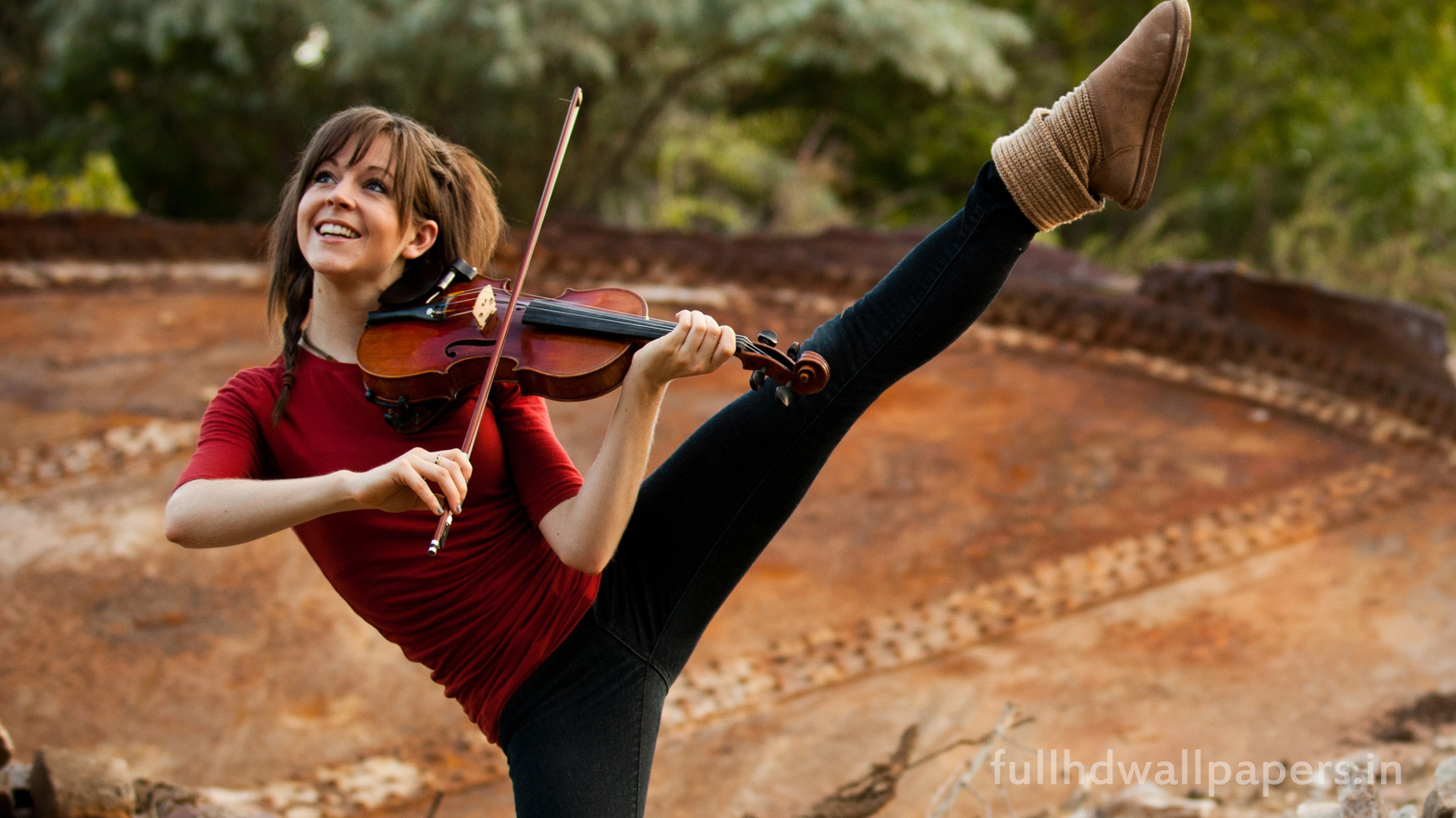 lindsey stirling the muse of youtube merlin s musings