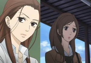 Aiko on the left, Momo on the right. (yes, it's a chickflick anime, shut up!)
