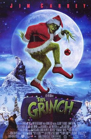 how_the_grinch_stole_christmas_film_poster - How The Grinch Stole Christmas 2015
