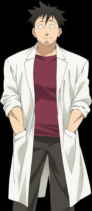 5 Adult Anime Characters | Merlin's Musings