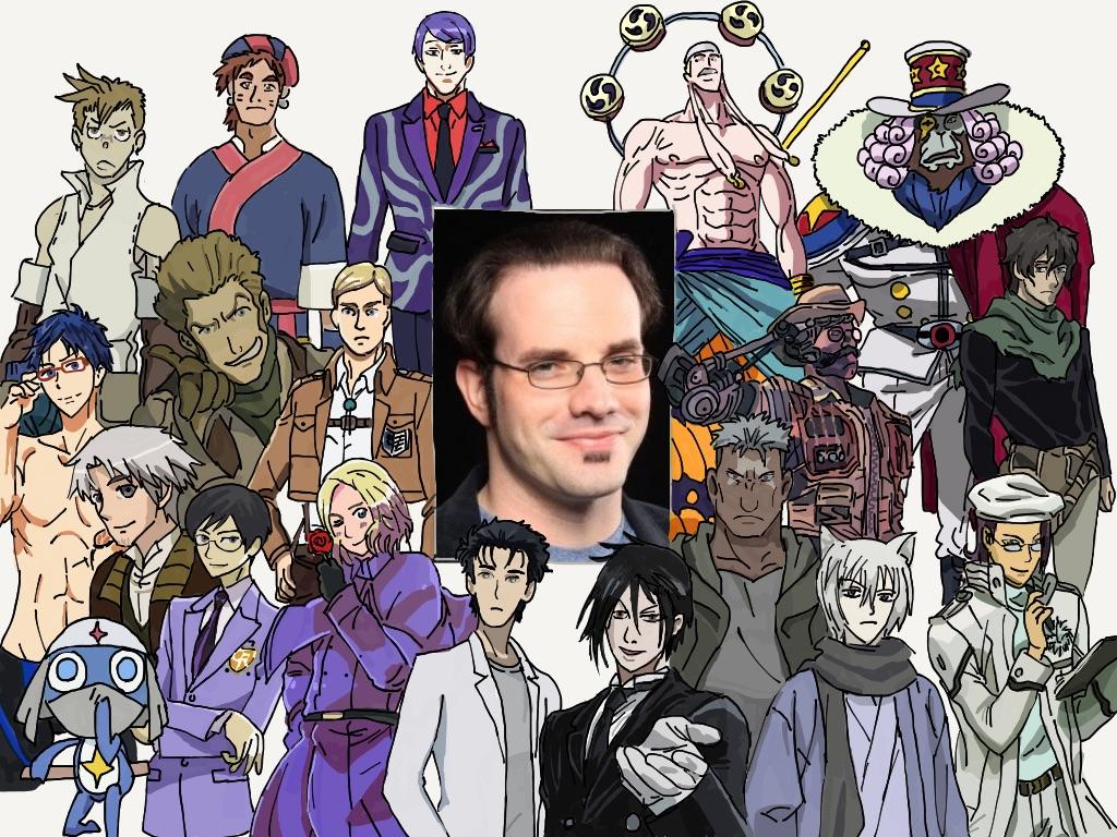 5 Anime Voice Actors | Merlin's Musings